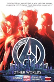 New Avengers (3rd Series): Other Worlds 2014