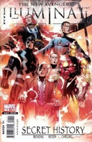 New Avengers: Illuminati - Secret History 2007 #1