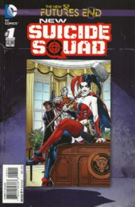 New Suicide Squad: Futures End 2014 #1
