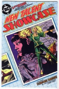 New Talent Showcase 1984 - 1985 #1