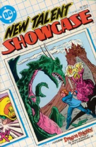 New Talent Showcase 1984 - 1985 #5