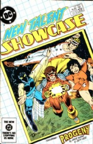 New Talent Showcase 1984 - 1985 #10