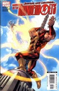 New Thunderbolts 2005 - 2006 #12