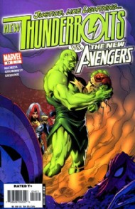 New Thunderbolts 2005 - 2006 #14