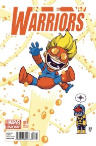 New Warriors (5th Series) 2014 #1