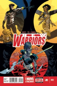 New Warriors (5th Series) 2014 #2