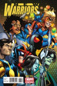 New Warriors (5th Series) 2014 #3