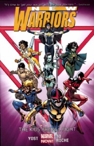New Warriors (5th Series): the Kids Are All Fight 2014