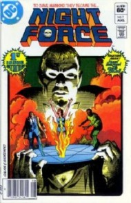 Night Force (1st Series) 1982 - 1983 #1