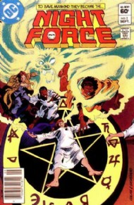 Night Force (1st Series) 1982 - 1983 #2
