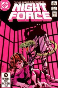 Night Force (1st Series) 1982 - 1983 #4