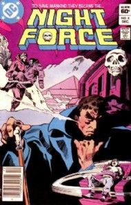 Night Force (1st Series) 1982 - 1983 #5