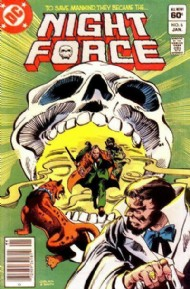 Night Force (1st Series) 1982 - 1983 #6