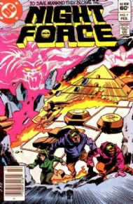 Night Force (1st Series) 1982 - 1983 #7
