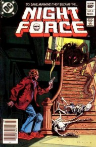 Night Force (1st Series) 1982 - 1983 #8
