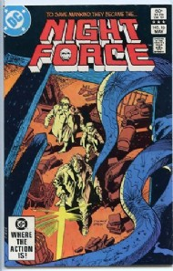 Night Force (1st Series) 1982 - 1983 #10