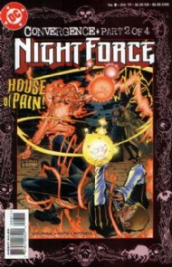 Night Force (2nd Series) 1996 - 1997 #8