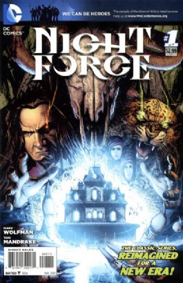 Night Force (Third Series) #1