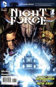 Night Force (Third Series) 2012 #1