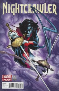 Nightcrawler (2nd Series) 2014 - 2015 #1