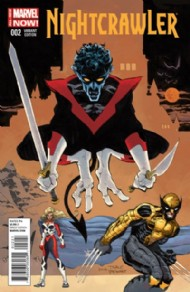 Nightcrawler (2nd Series) 2014 - 2015 #2