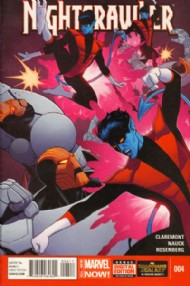 Nightcrawler (2nd Series) 2014 - 2015 #4