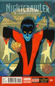Nightcrawler (2nd Series) 2014 - 2015 #5