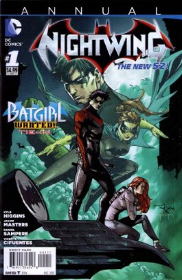 Nightwing (3rd Series) Annual #1