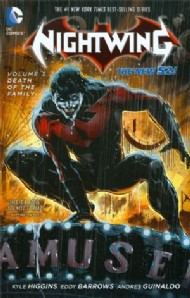 Nightwing (3rd Series): Death of the Family 2013 #3