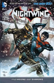 Nightwing (3rd Series): Night of the Owls 2013 #2