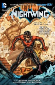 Nightwing (3rd Series): Second City 2014 #4
