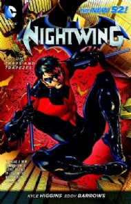 Nightwing (3rd Series): Traps and Trapezes 2012 #1