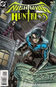 Nightwing and Huntress 1998 #1
