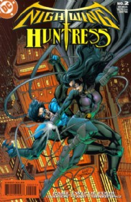 Nightwing and Huntress 1998 #2