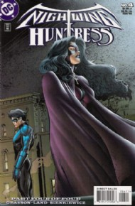 Nightwing and Huntress 1998 #4