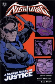 Nightwing: a Darker Shade of Justice 2001 #4