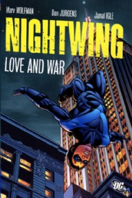 Nightwing: Love and War 2007 #12