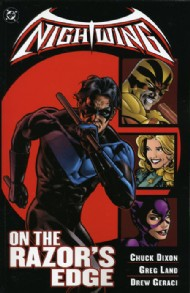 Nightwing: on the Razor's Edge 2005 #7