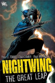 Nightwing: the Great Leap 2009 #15
