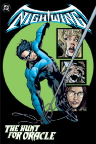 Nightwing: the Hunt for Oracle 2003 #5