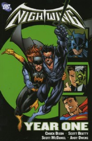 Nightwing: Year One 2005 #8