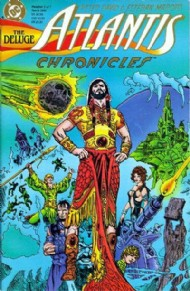 Atlantis Chronicles 1990 #1