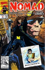 Nomad (2nd Series) 1992 - 1994 #1