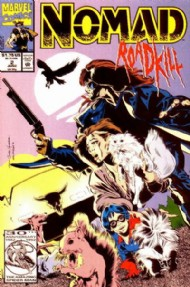 Nomad (2nd Series) 1992 - 1994 #2