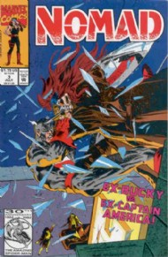 Nomad (2nd Series) 1992 - 1994 #3