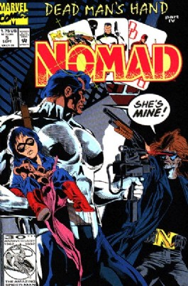 Nomad (2nd Series) #5