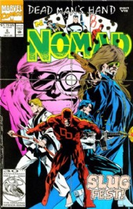 Nomad (2nd Series) 1992 - 1994 #6
