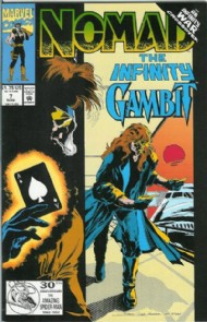 Nomad (2nd Series) 1992 - 1994 #7
