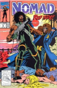Nomad (2nd Series) 1992 - 1994 #9