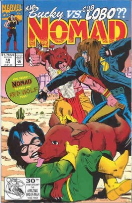 Nomad (2nd Series) #10